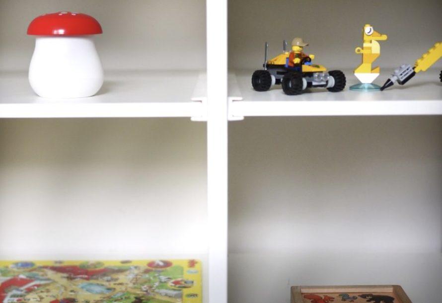 Kleinstadt - Minimalismus im Kinderzimmer